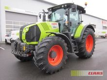 2015 Claas Arion 650 Cmatic