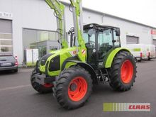 Used 2015 Claas Axos