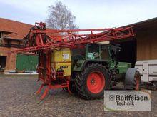 Used Rau D2 1500 ltr