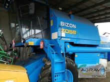 2003 New Holland Bizon Z-058