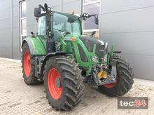 Used 2015 Fendt 716