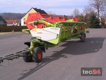 Used 2007 Claas V 10