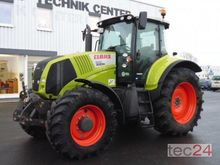 Used Claas Axion 820
