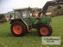 1984 Fendt Farmer 306 LSA