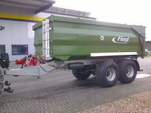 2017 Fliegl Tipping trailer TMK