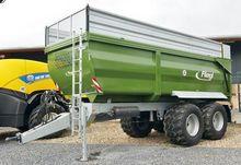 2017 Fliegl Tipper Truck TMK 26
