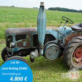 Lanz Buldog D 2402