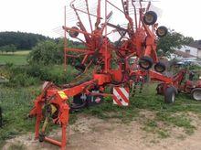 2008 Kuhn GA 8521 middle swathe