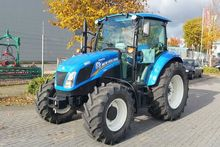 2017 New Holland T 4.55 PowerSt