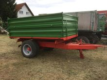Sonstige Three-way tipper