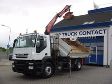 2008 Iveco AD190S31K 4x2 with F