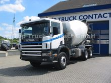 2000 Scania 94 C 310 6x4 with 8