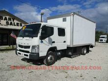 2014 Mitsubishi FE160 4 DOOR CR