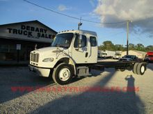 2009 Freightliner M2 CAB & CHAS