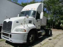 2009 Mack CXU600 SINGLE AXLE DA
