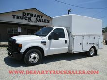 2008 UTILITY / SERVICE TRUCK