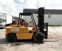 1977 Clark 9,000 Lb Forklift -