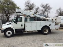 2009 INT 4300 Altec AT41M Bucke