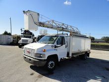 2005 GMC C4500 TELELIFT 42ft Bu