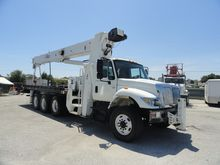2007 International 7500 Altec A