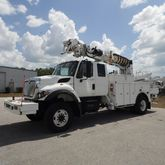 2009 IHC 7300 4x4 Extended Cab