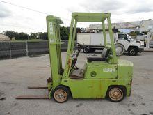 Clark Forklift - 15121