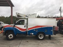 2006 GMC C5500 Altec AT37-G Buc