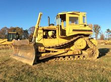 1995 Caterpillar D6H Series II
