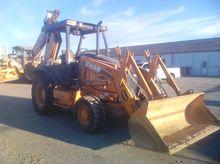 2011 Case Construction 580N