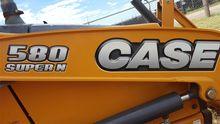 2012 Case Construction 580SN