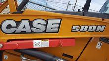 2015 Case Construction 580N