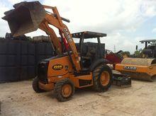 2014 Case Construction 570N XT