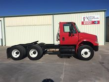 2003 INTERNATIONAL 8500 SBA