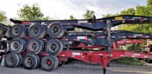 20' Tri-Axle Chassis