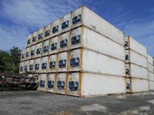 40′ HC storage reefer container