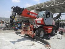 Used 2010 Manitou MR