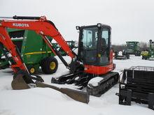 Used 2014 Kubota KX0
