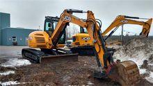 New 2011 JCB 8085 ZT