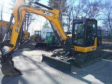 New 2014 JCB 85Z-1 i
