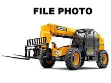 New 2015 JCB 509-42