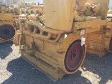 Used Industrial Natural Gas Engines for sale  Caterpillar equipment