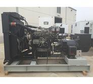 2009 Isuzu 6WG1X Generator Set
