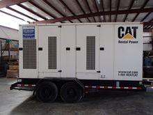 2001 Caterpillar XQ400 Portable