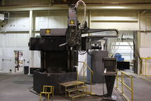 "48"" Giddings & Lewis CNC Vertic"