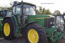 2002 John Deere 6610 A #T1639