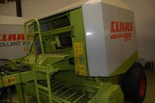 2002 Claas Rollant 255 RC