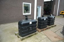 Used Frontgewichte a