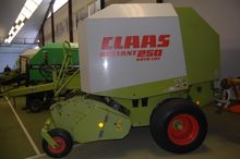 1999 Claas Rollant 250 Roto Cut