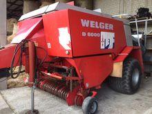 1998 Welger D6000 #P0358