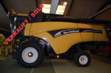 Used 2003 Holland CX